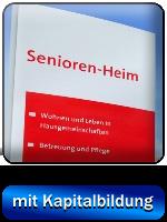 Pflegeversicherung-Button