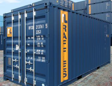 Standard Container als Investmentanlage