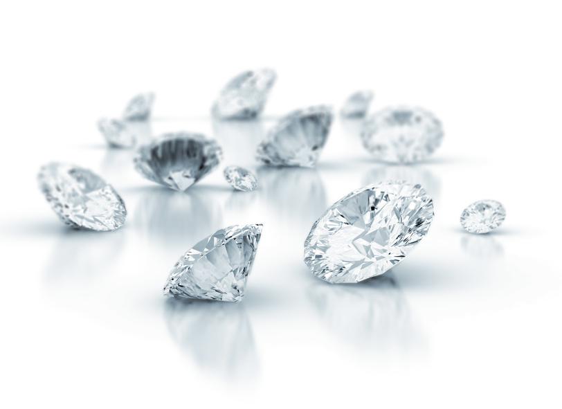 Diamanten als Vermögenssicherung