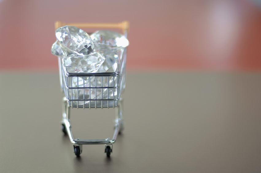Diamantenkauf