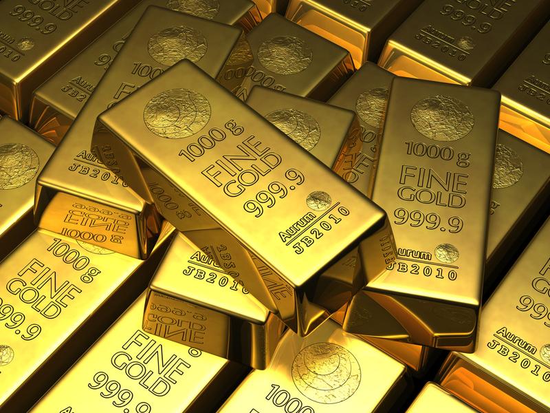 Goldbarren und andere Edelmetalle als Vermögenssicherung