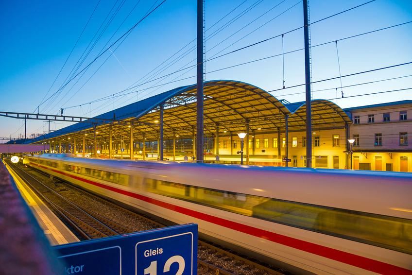 Direktinvestment durch Eisenbahnwaggons mit guten Renditen